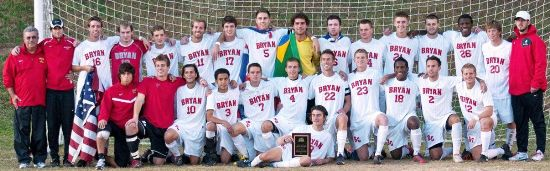 2010 AAC Men's Soccer Tournament Champions