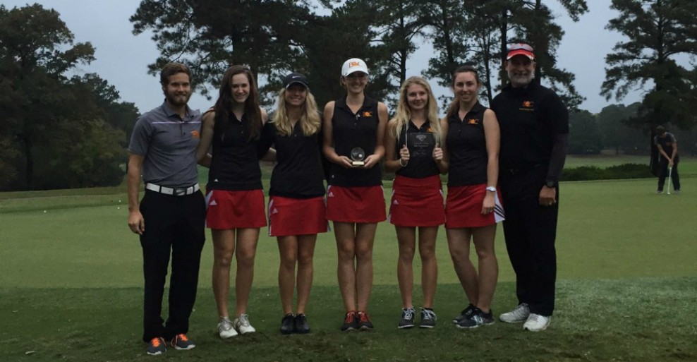 Lady Lions Golf Finish Year Strong At Columbia Invitational Bryan