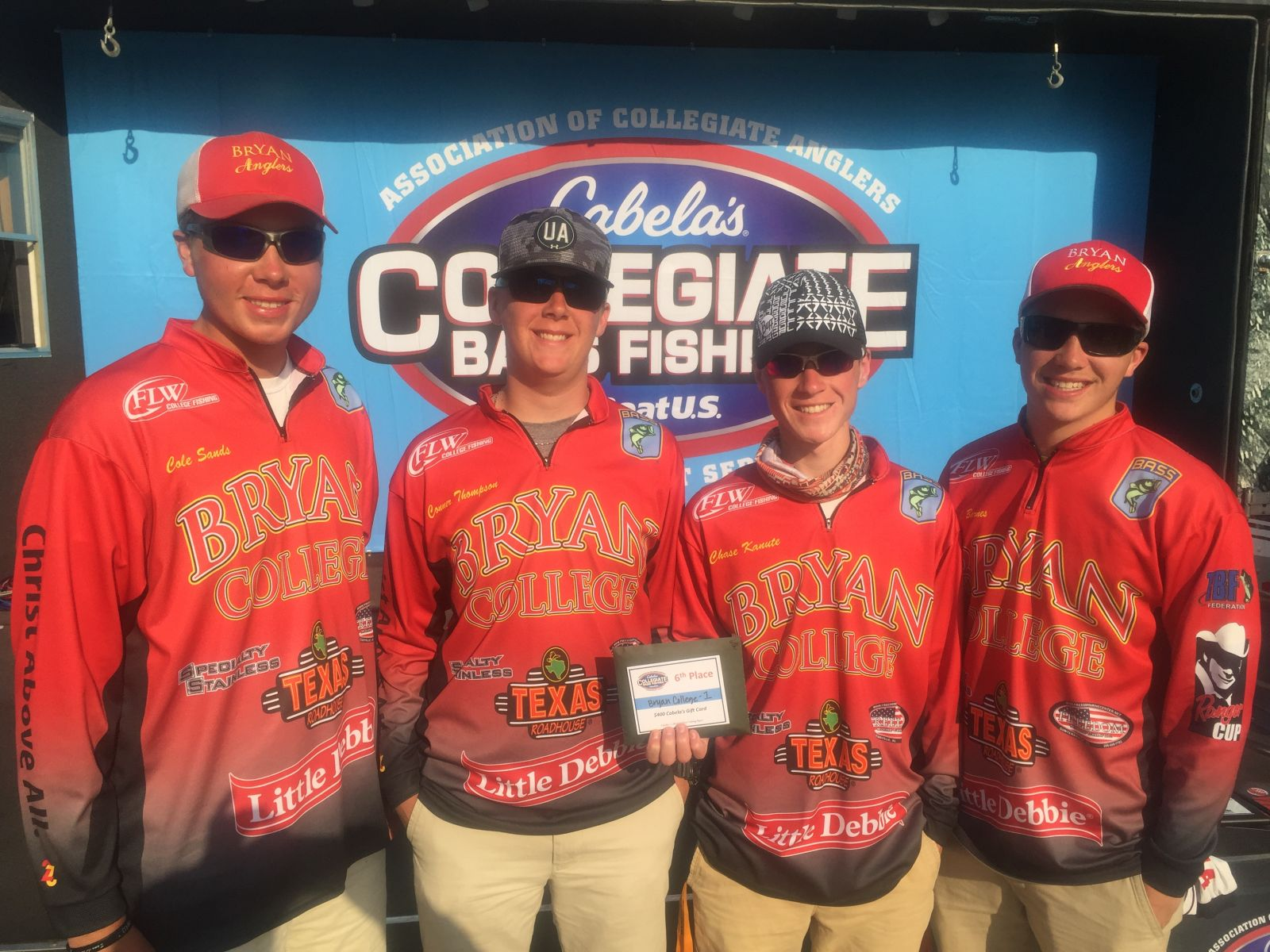 lions excel in cabela\u0027s collegiate bass fishing open, ranking 2nd2779522 Virginia Tech Apparel #4