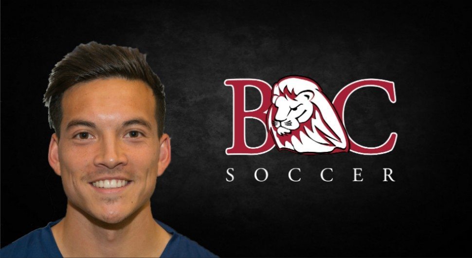 Photo for Carrier Named Assistant Coach Of Men's Soccer