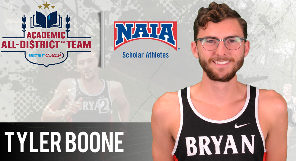 Photo for Boone Runs For 11th Best 5k, CoSIDA Honors, and Scholar-Athlete