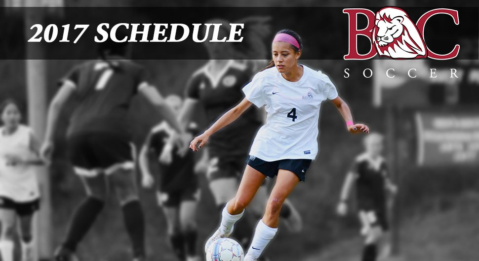 Photo for Women's Soccer Releases 2017 Schedule
