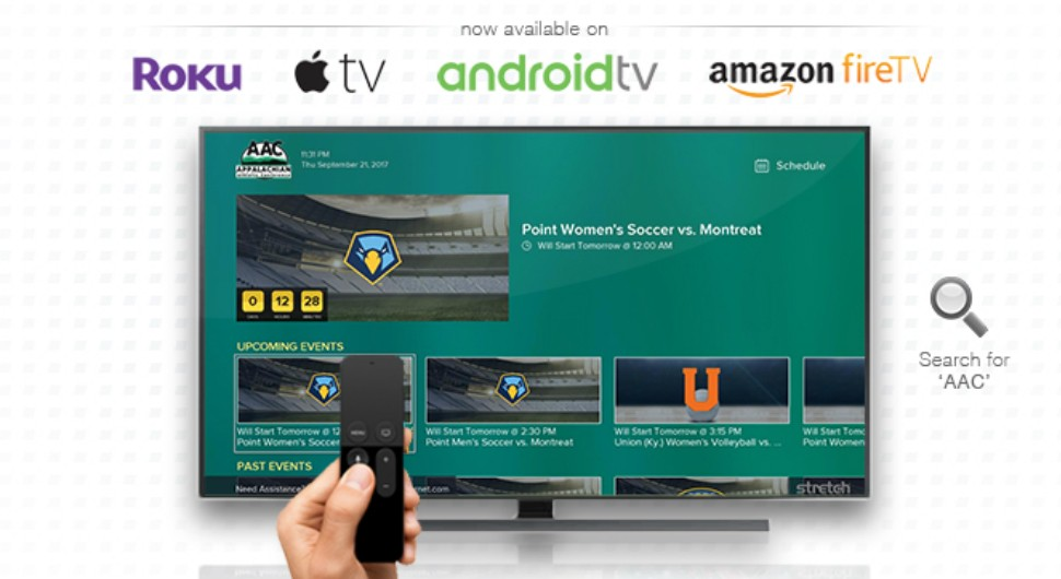 Photo for AAC Digital Network Now Available On Roku, Apple TV, Amazon Fire TV, & Android TV