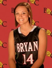 Morgan Burnette led the Lady Lions in scoring with 16 points.